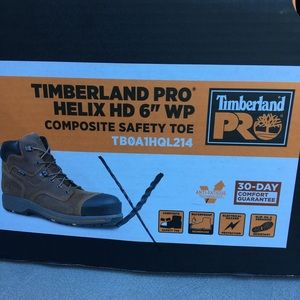 Brand New with Tags Timberland Prosteel toed boots